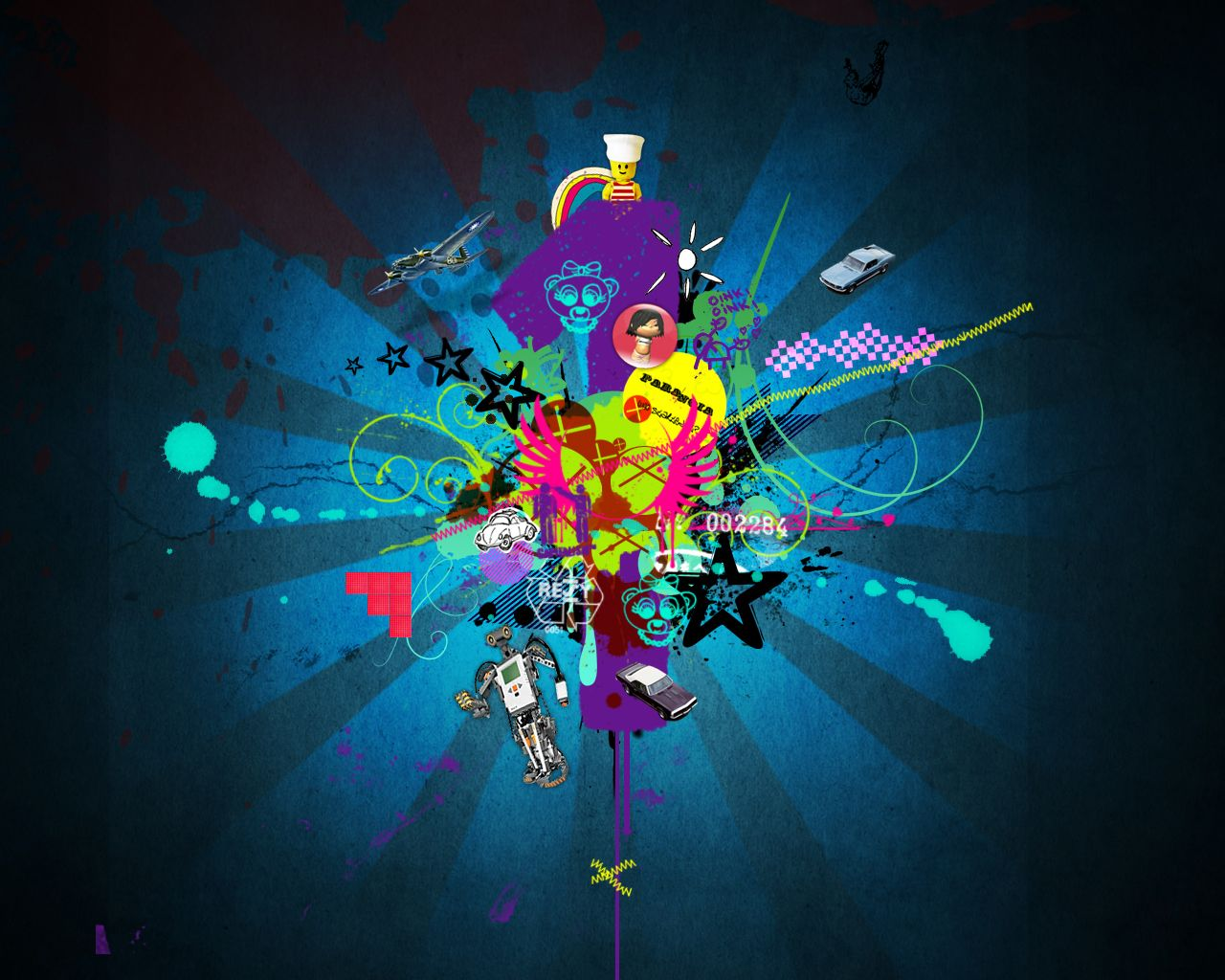 Sport Wallpaper Design: Cool Graphic Design Wallpapers Full HD Points