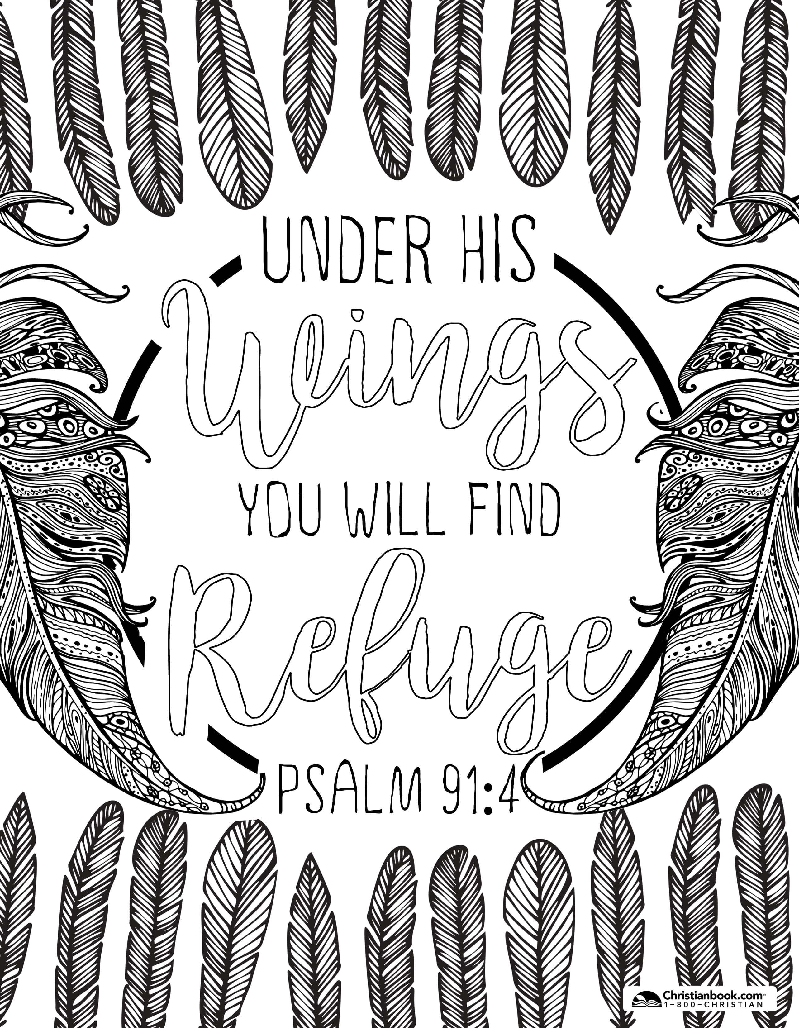 Coloring Pages For Spring Free Downloads Bible Verse Coloring