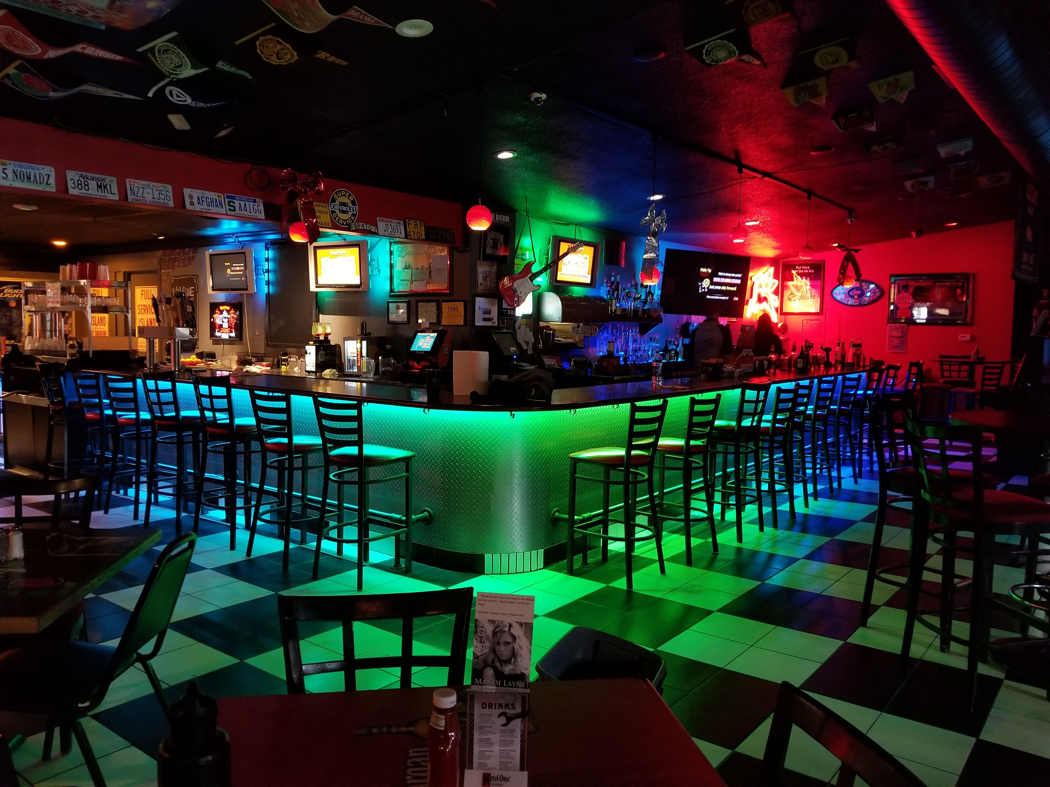 Our custom led bar lighting is sure to kill the competition get
