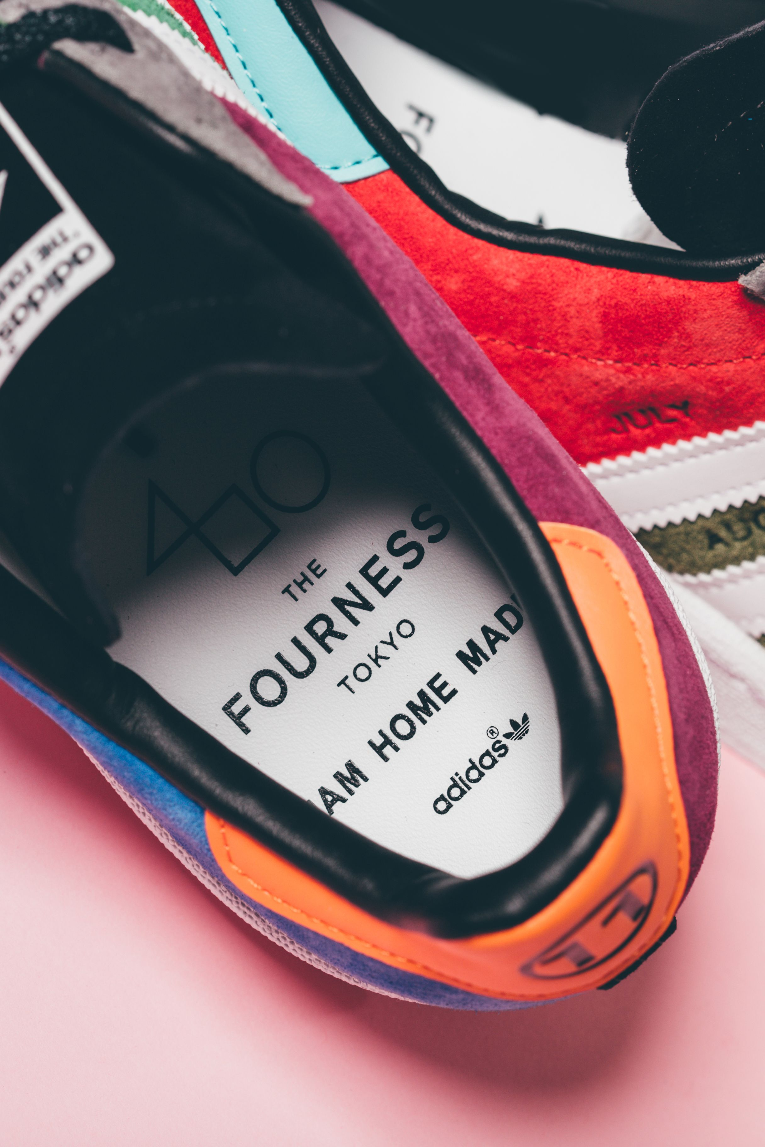 Adidas Originals x The Fourness Campus 80s  #Adidas #Originals #AdidasOriginals #Fourness #Campus80 #Fashion #Streetwear #Style #Urban #Lookbook #Photography #Footwear #Sneakers #Kicks #Shoes