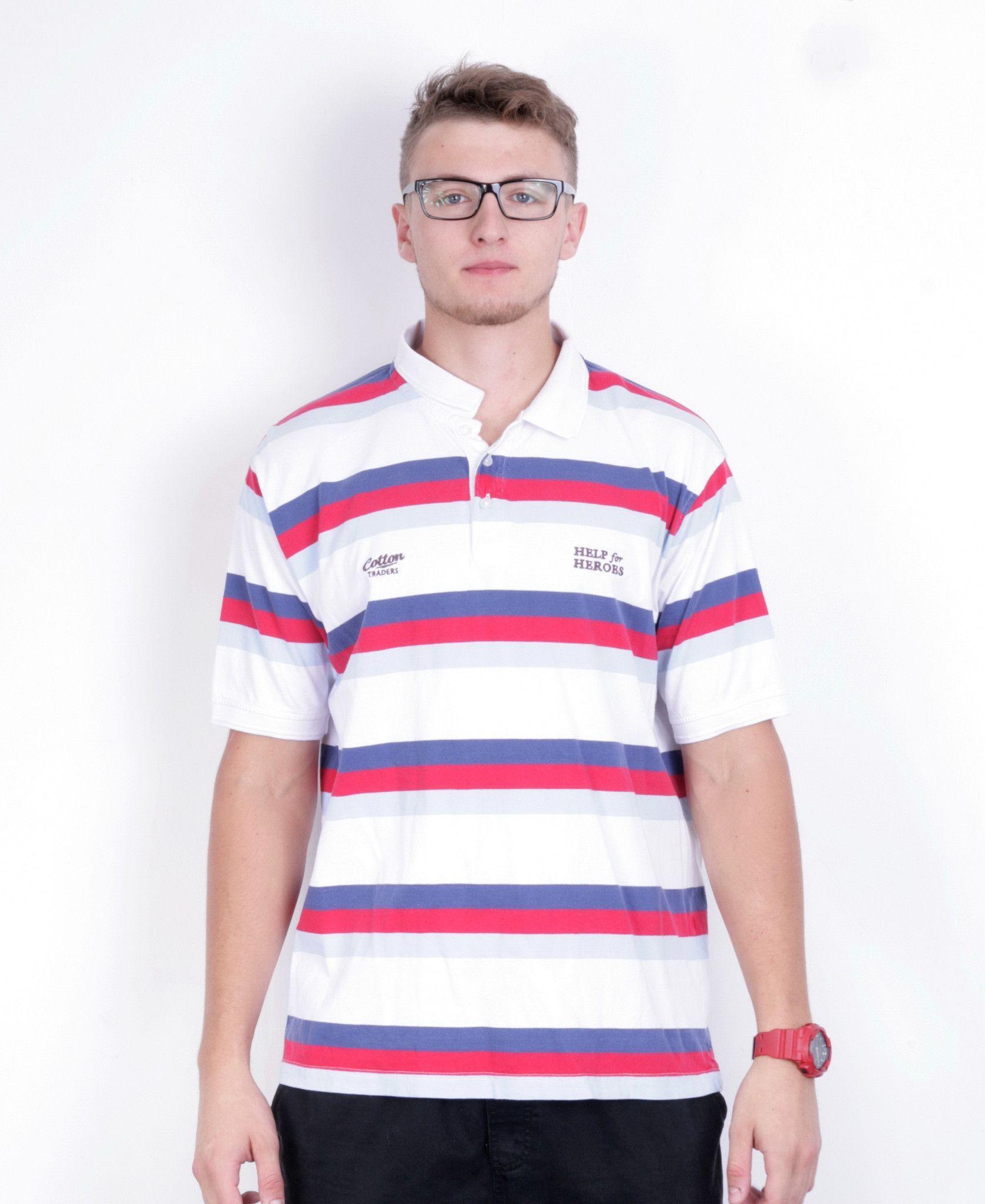 82174231cff Cotton Traders Mens T Shirts