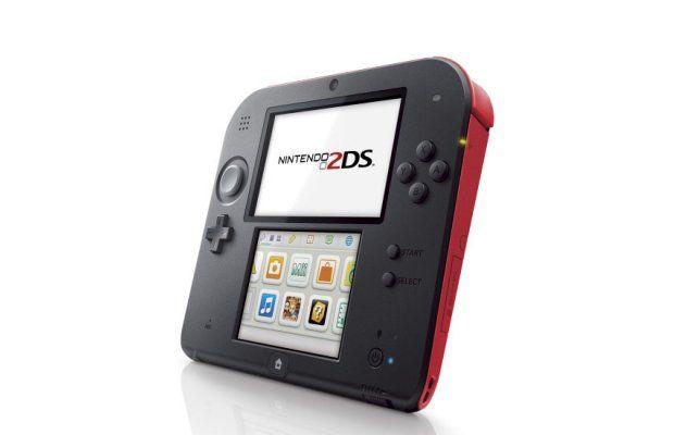 Nintendo 2DS: la console avrà un solo schermo!