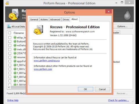 Recuva Professional Crack + Serial Key Download | lifetime
