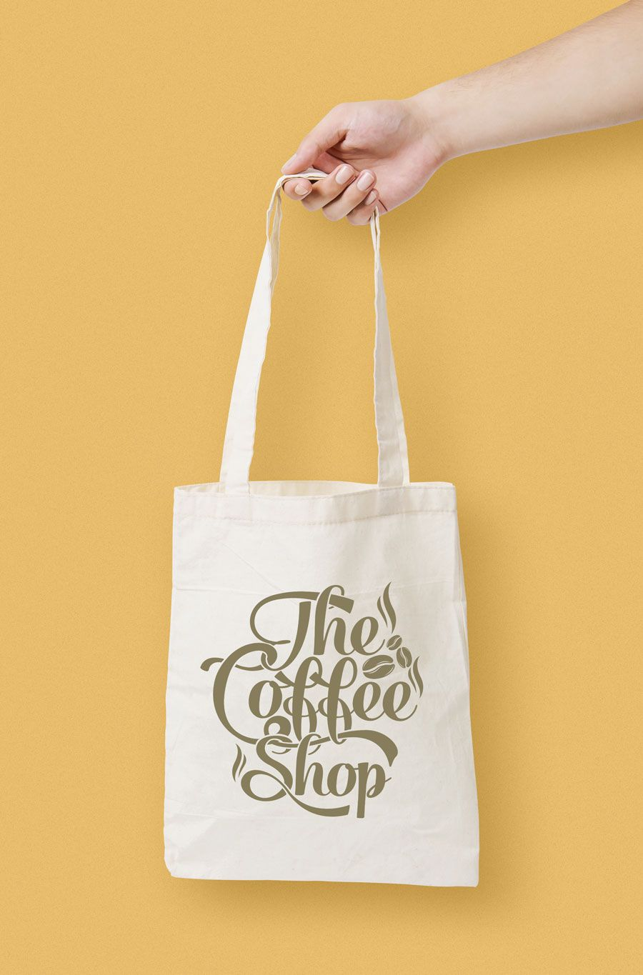 Free Canvas Tote Bag Mockup | Free CU/PU Mock Ups/ Digital ...