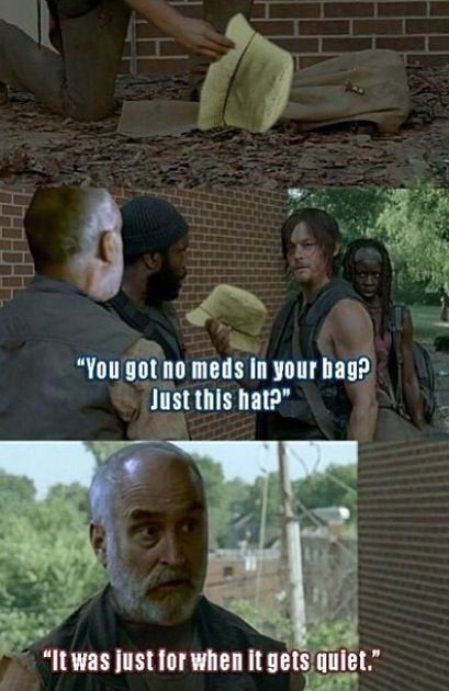 Oh Dale! #TWD