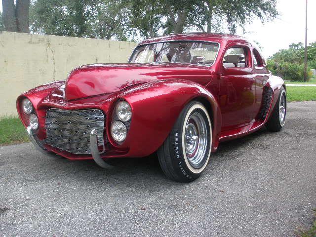39 40 ford 39 el matador 39 custom 1954 adrenaline capsules pinterest ford. Black Bedroom Furniture Sets. Home Design Ideas