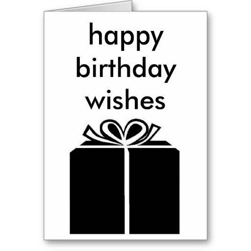 Happy Birthday Wishes Card Zazzle Com Happy Birthday Wishes Birthday Wishes Cards Happy Birthday Wishes Cards