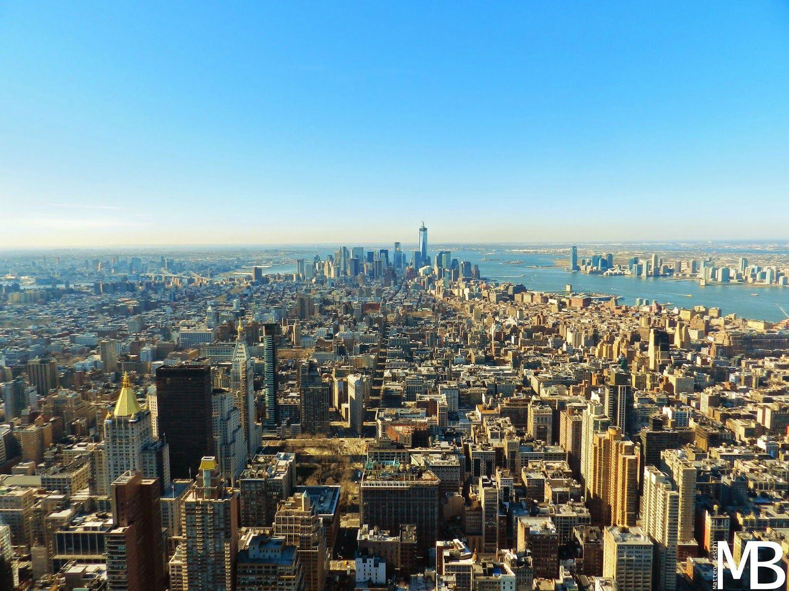 Scatti e Bagagli: 7 giorni a New York, la città che non dorme mai! On top of the world, Empire State Building
