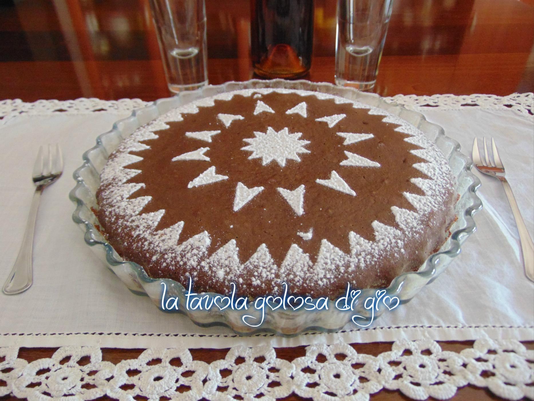 La Credenza Della Suocera : Torta della suocera super golosa torte per ogni occasione tortas