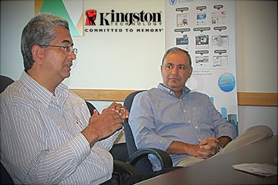 Thank you for your visit #Kingston! We learned so much and it can all be found in our exclusive article! #globalmediait