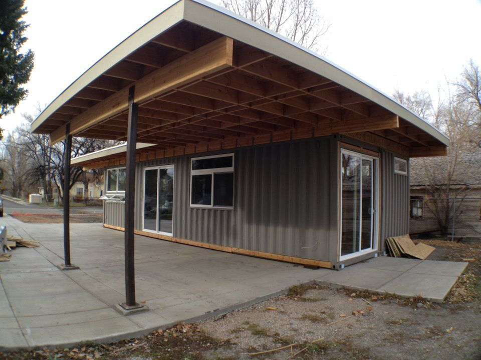 2x 40ft Shipping Container Home u2013 Sarah