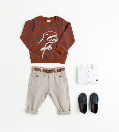 Shop by look - Baby boy (3 months - 3 years) - KIDS | ZARA United States