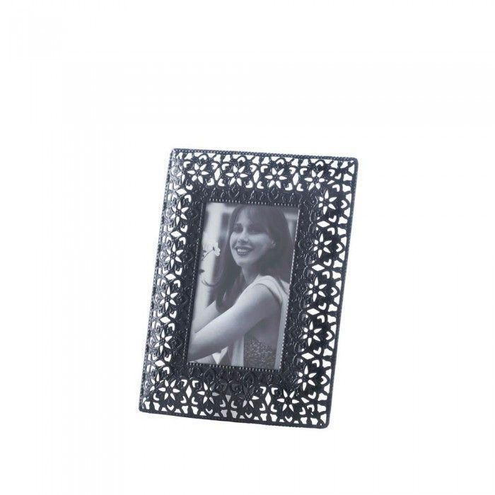Accent Plus Moroccan Cutout Flowers Frame Small