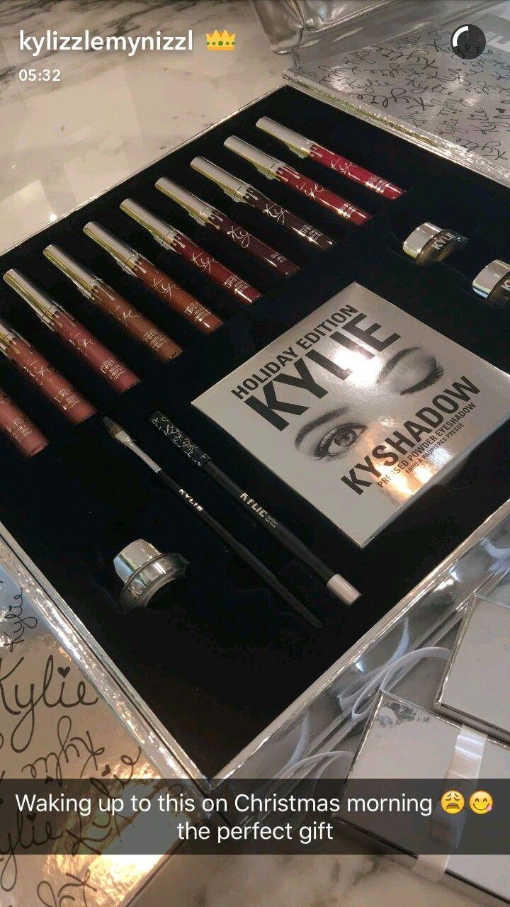 kyliecosmetics christmas collection lipsticks include koko k candyk kristen angel