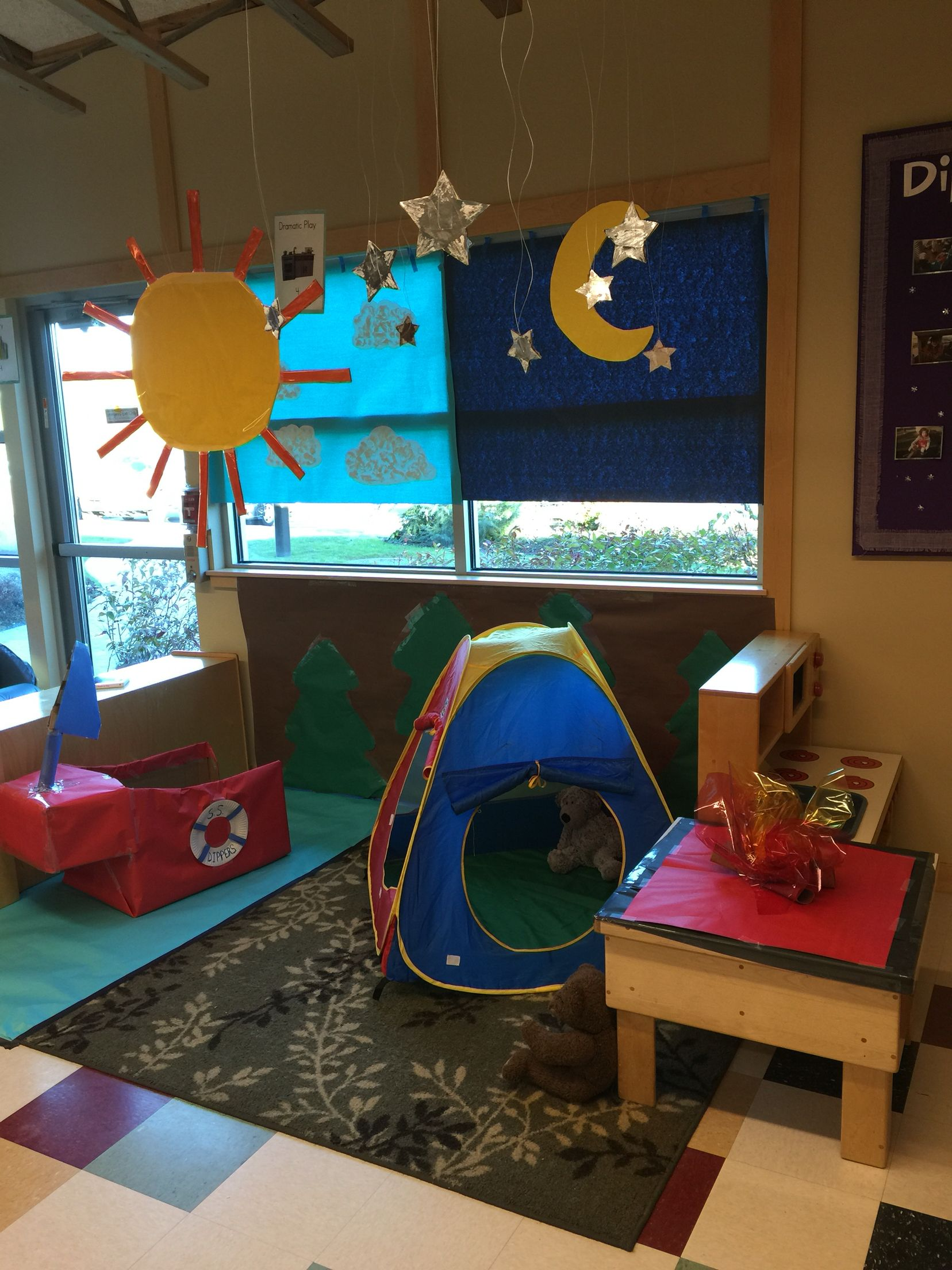 Day And Night Dramatic Play