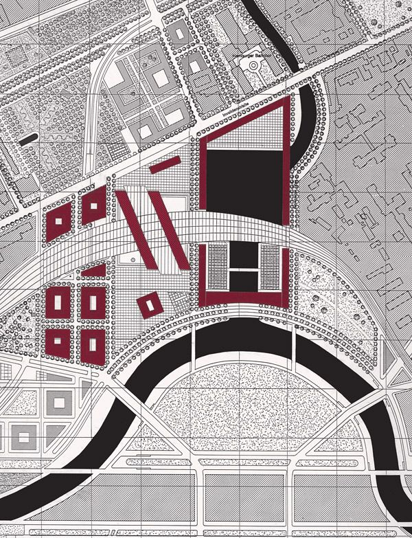 Tiergarten berlin ungers google search drawings for Berlino hotel design