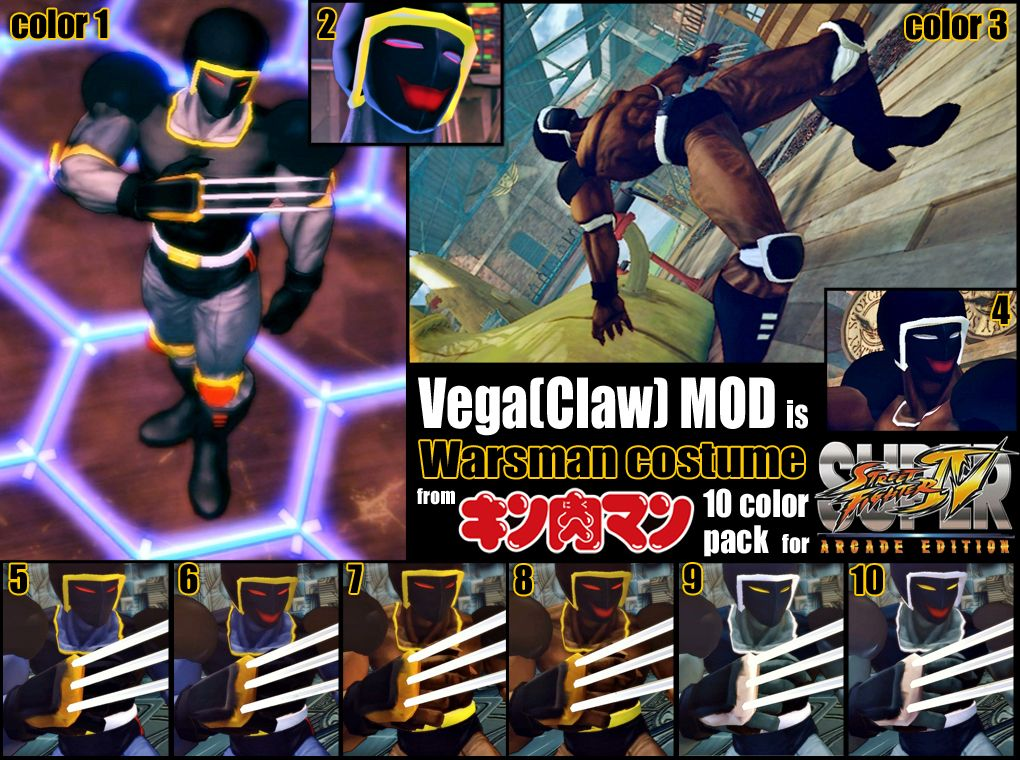 Warsman In Street Fighter Mod By Dsforest Streetmodders Deviantart Com How To Speak Spanish Superhero Theme Street Fighter The brains behind the massively popular vr game, blade & sorcery, who began his journey into game development as a modder tinkering with his. pinterest