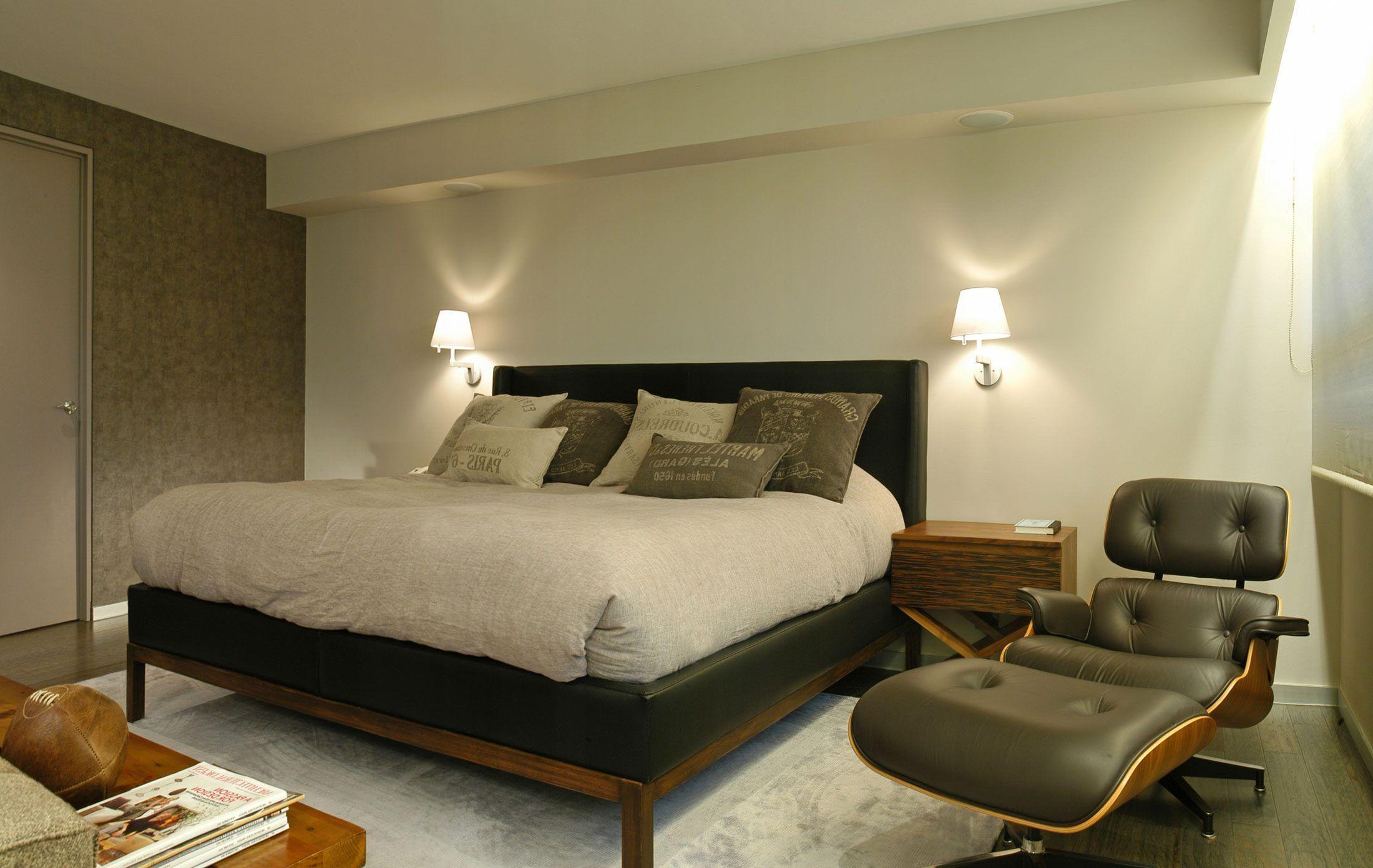 Schlafzimmer Bett Lampen