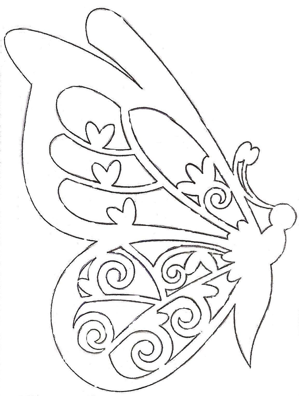 Pin von Brigi Lady auf Fensterbilder | Pinterest | Schmetterlinge ...