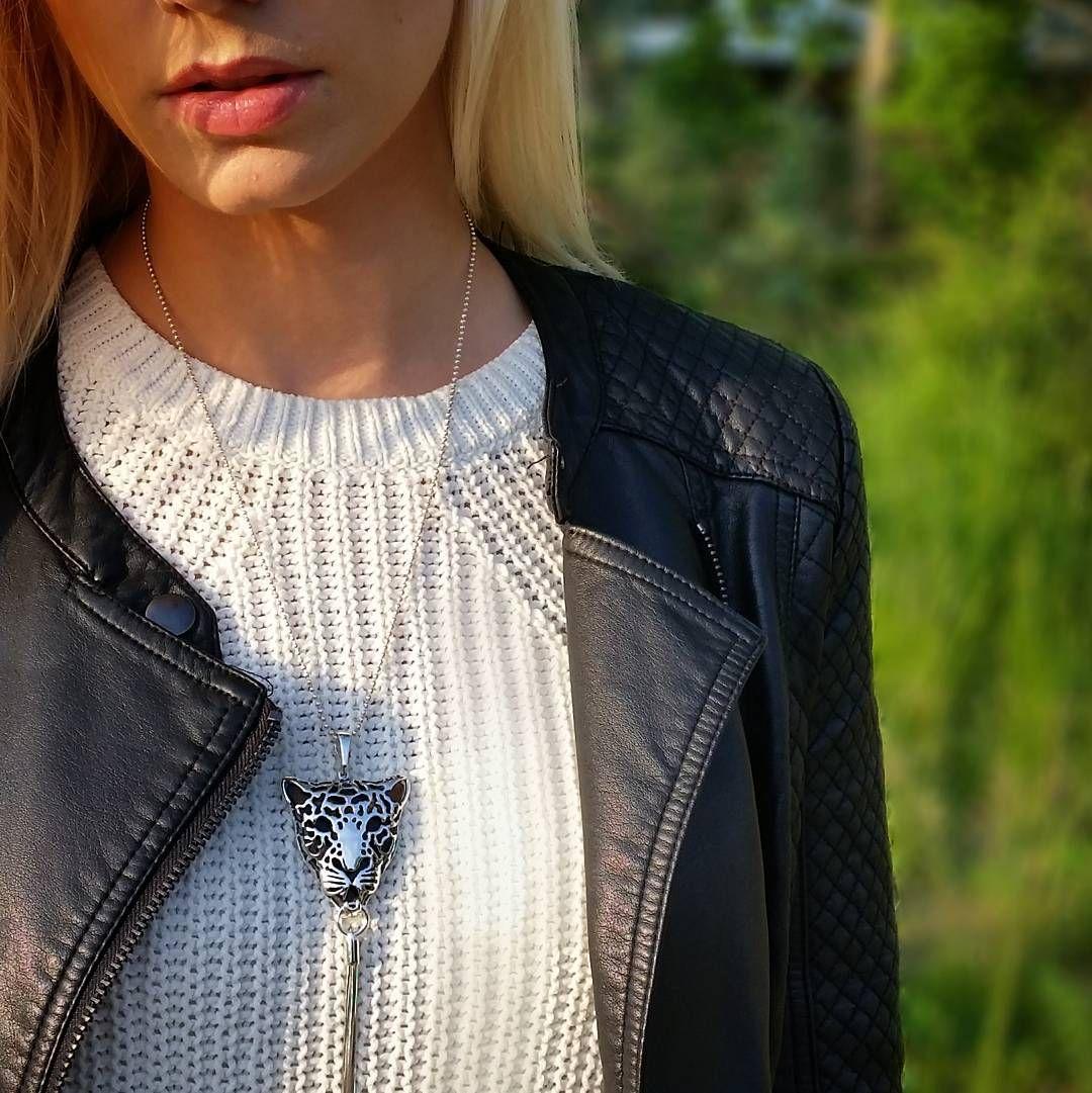 - Gepard wisiorek www.silverum.com.pl #jewelery #jewellerydesign #srebro #wisiorek  #silver #fashion #silverum