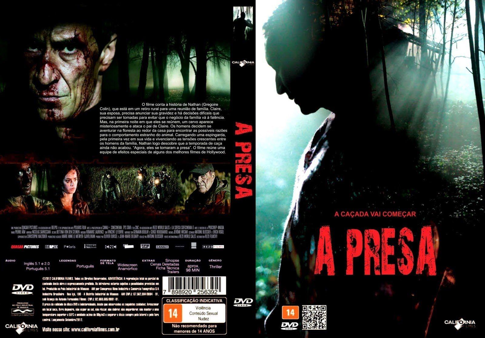 A PRESA 2010 Assistir Filme Completo Dublado Lançamento