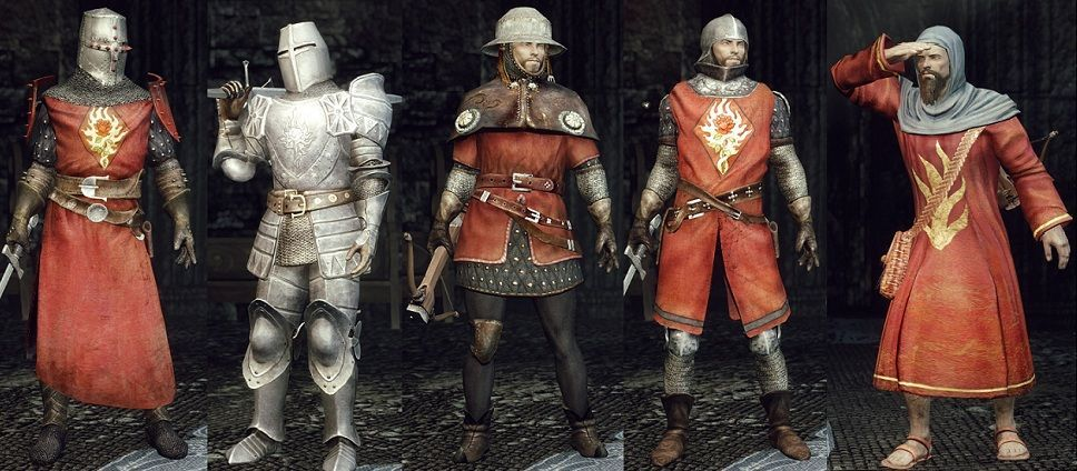 13 Best Eskyrim - Armor and Clothes Mods Datebase images in