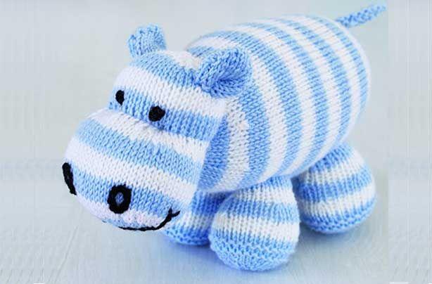 Free Knitting Patterns Knitting Patterns Patterns And Crochet Hippo