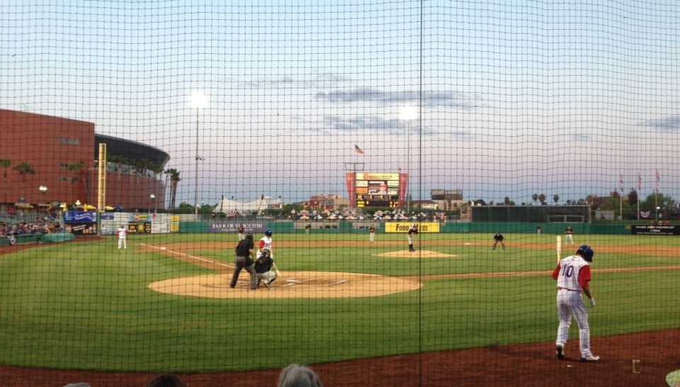 Home To The Stockton Ports The Stockton Ports Enter Into Their 63rd Season In 2014 With A 4 339 3 873 California Attractions Ballparks Minor League Baseball