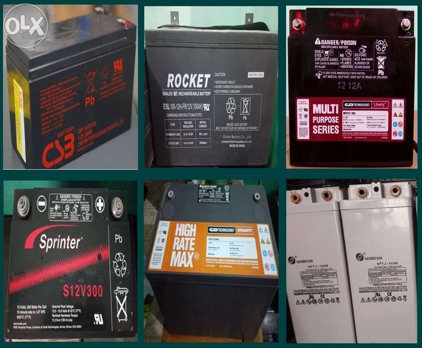Solar Battery For Sale Philippines Find 2nd Hand (Used