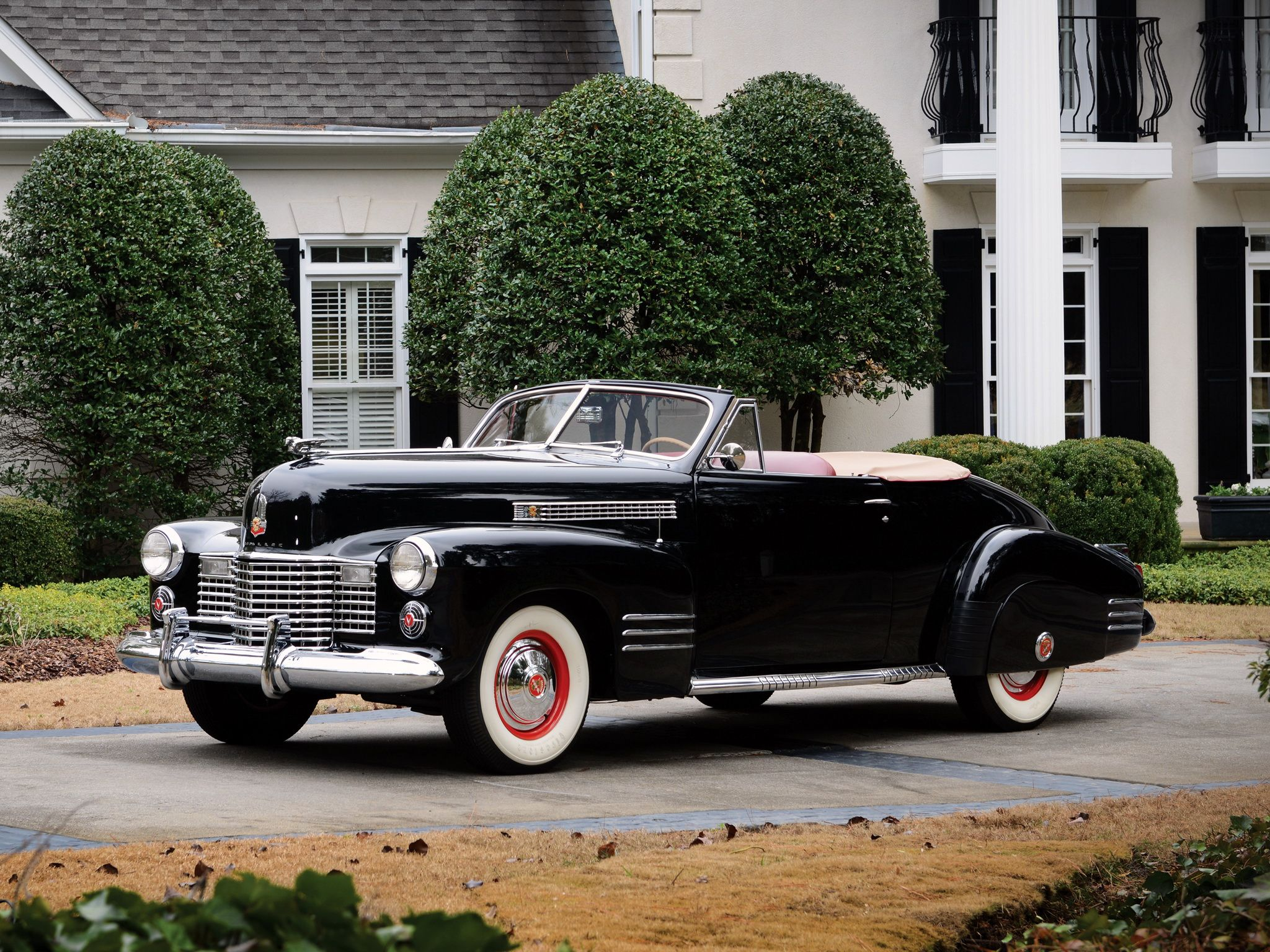 1941 Cadillac Sixty Two Convertible Coupe | Automobiles | Pinterest