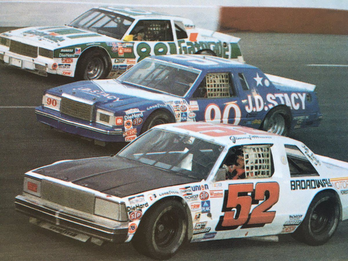 nascar 1981 bobby allison jody ridley jimmy means 83 85 monte carlo buick pontiac stock cars. Black Bedroom Furniture Sets. Home Design Ideas