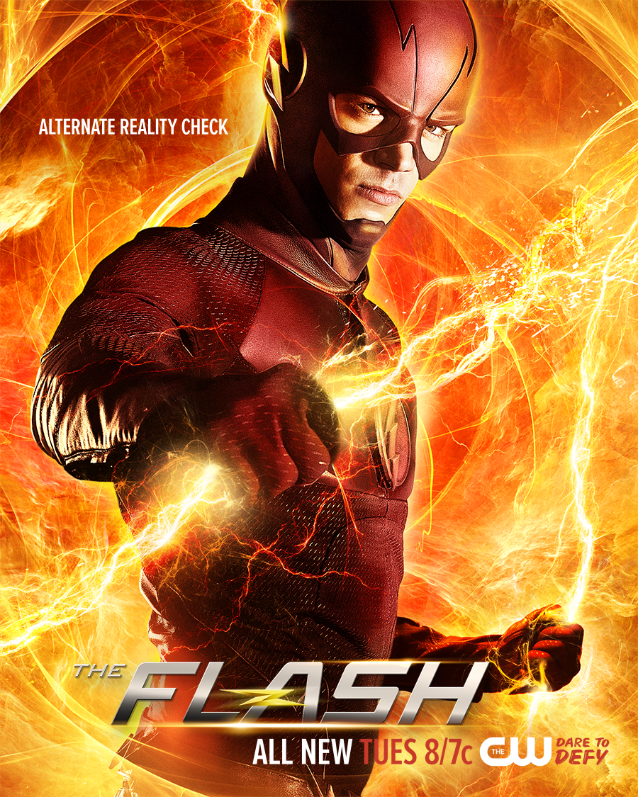 We Caught Lightning In A Bottle With This One Watch The Latest Episodes For Free On Cwtv Com For With The The Flash Season Flash Tv Series Supergirl And Flash