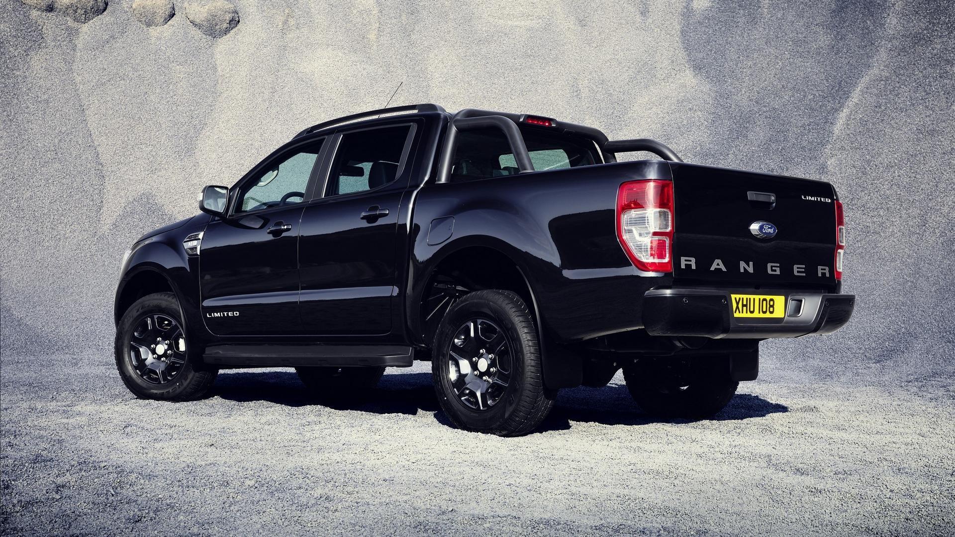 Ford Ranger Black Edition S Izobrazheniyami