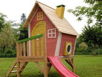 Kinderspielhaus Kinderspielhaus Violet Schnell Günstig