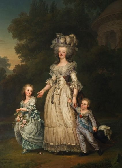 The life and downfall of Marie Antoinette…