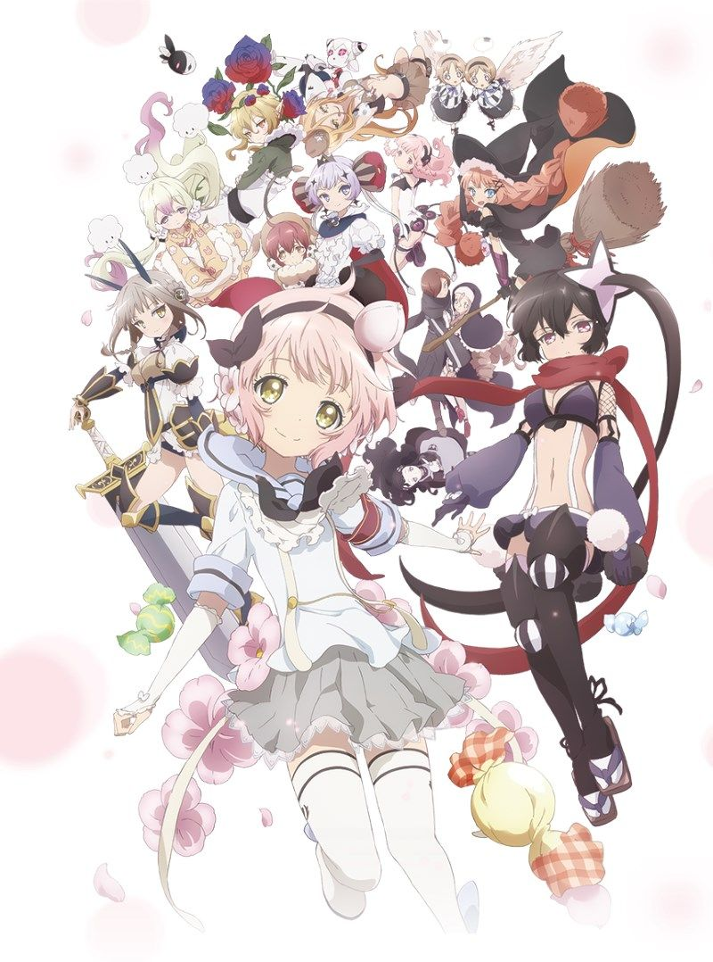 Magical Girl Raising Project Gets Fourth (Extended) PV