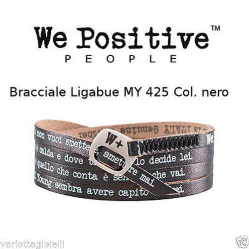 Bracciale LIGABUE Certe NOTTI We Positive