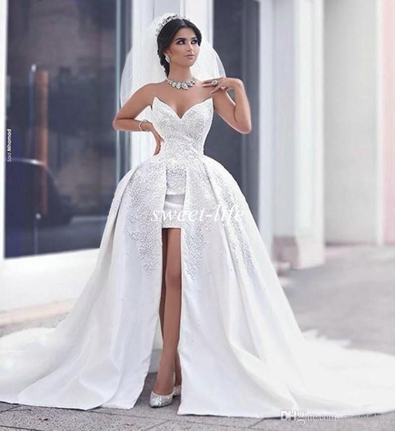Spring Garden Wedding Dresses Plus Size