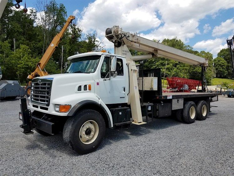 2000 National 681c Cranes For Sale Trading Places Truck Cranes