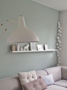 flexa kleur early dew. | woonkamer moodboard | Pinterest | House ...