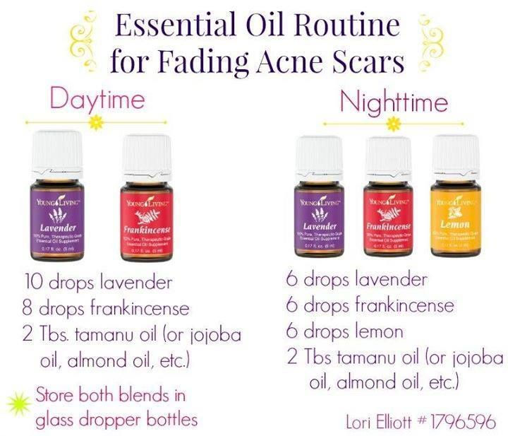 Nice important oils for fading pimples scars acne skincare pinterest pimple scars - The best oils for the skin ...