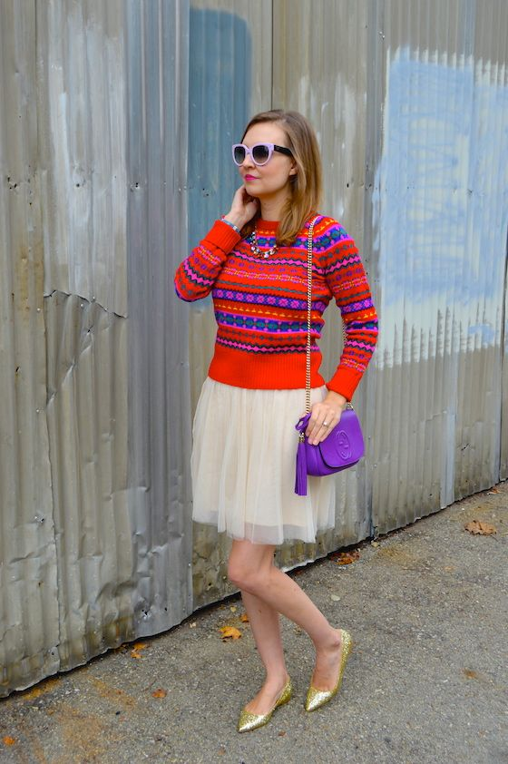 Hello Katie Girl: Fair Isle Fairy | Looks I Love | Favorite Styled ...