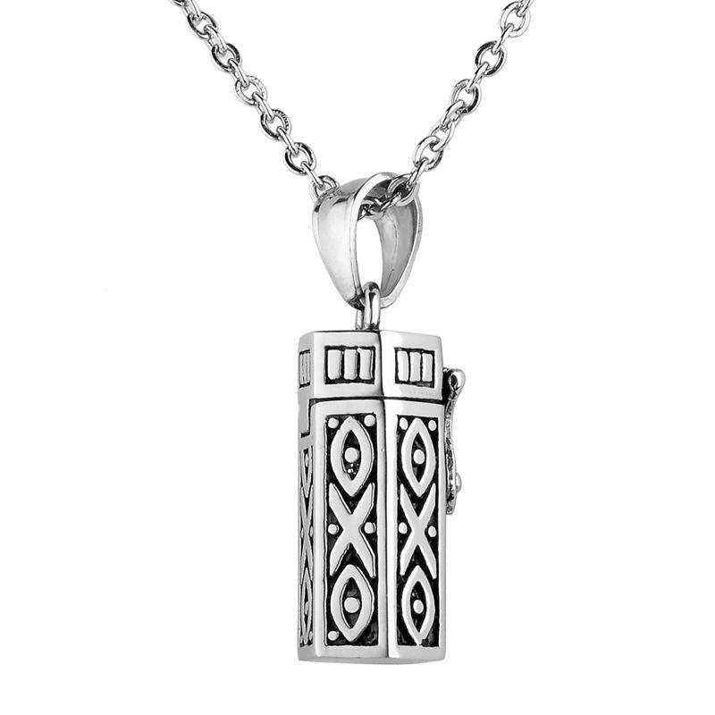 Retro Hexagon Wish Box Cremation Jewelry valyriajewelrycom