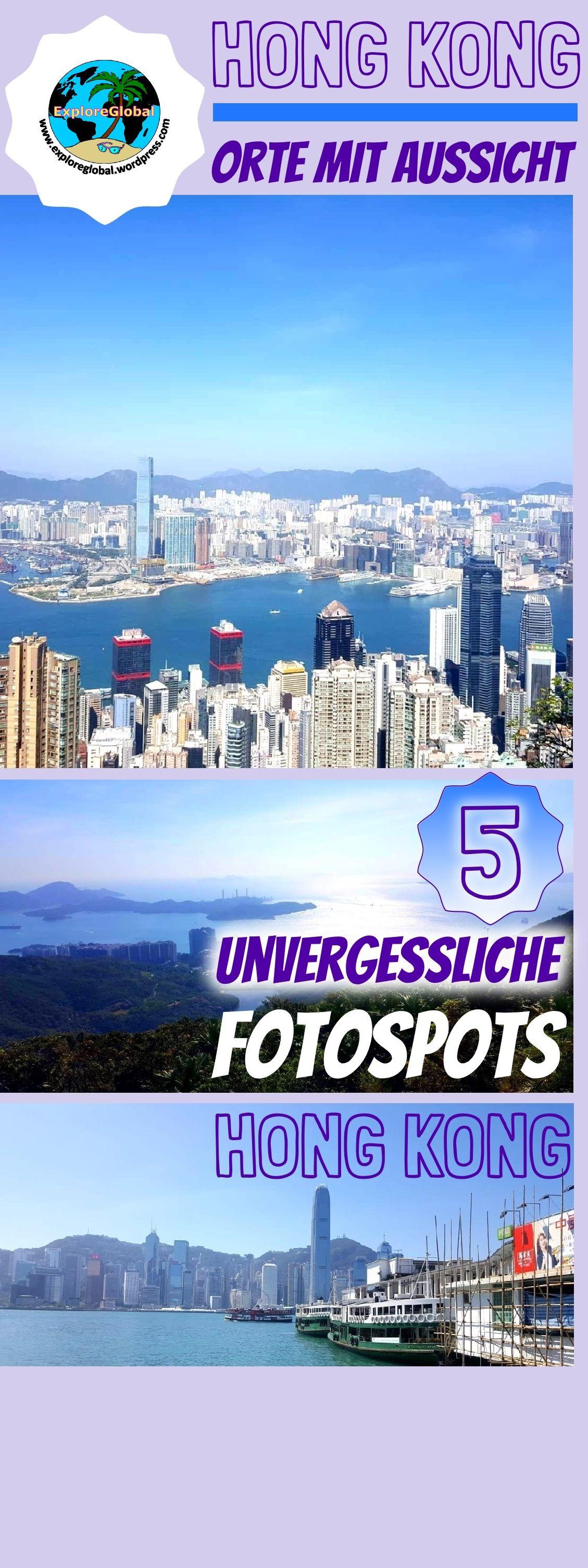 Hong Kong Island & Kowloon Asien Städtereise Städte
