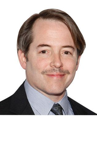Matthew Broderick at 50. Well he's changed a bit. Still like him though!