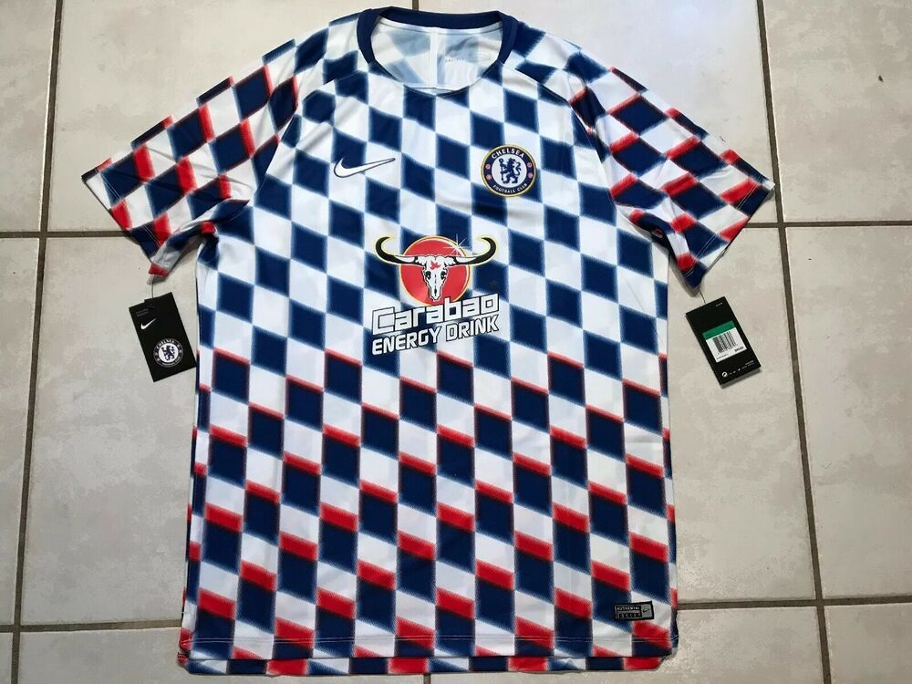 watch 710a2 0e204 Details about NWT NIKE Chelsea FC 2018/2019 Dry Squad ...