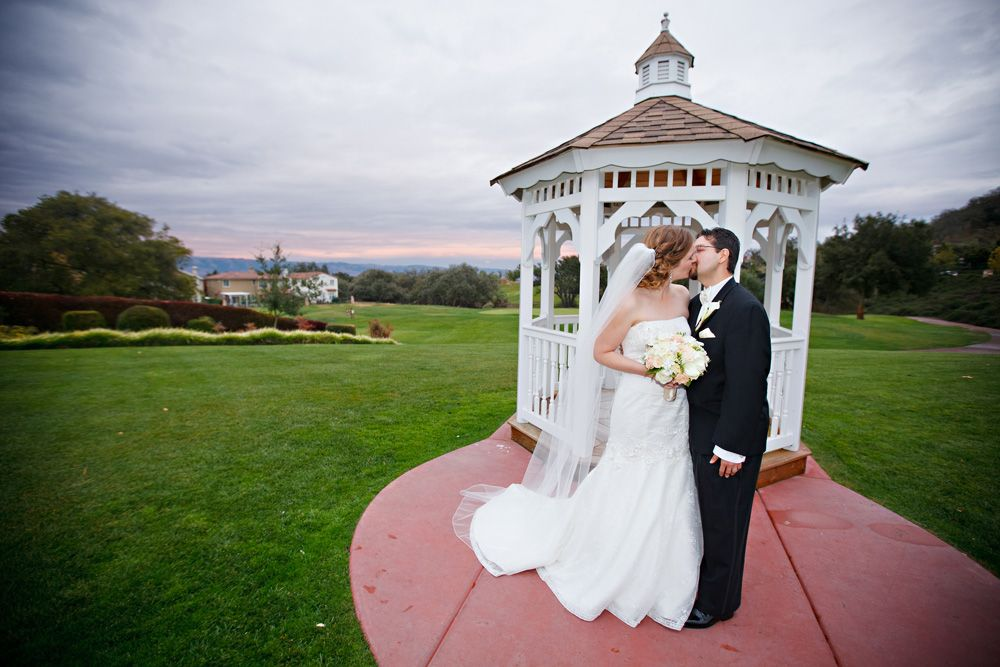 Wedding Wedgewood Eagle Ridge Gilroy All Inclusive Reasonably Priced Packages Beautiful Outdoor Ceremony E Bay Areaoutdoor