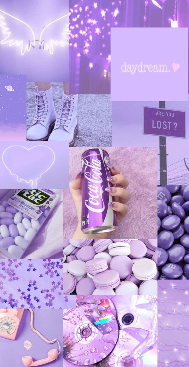 Purple aesthetic ll XxBaby WolfxX - YouTube