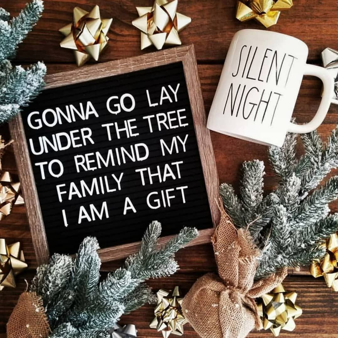 It's no lie that I have a huge love for letter boards. Check out these fun Chris…