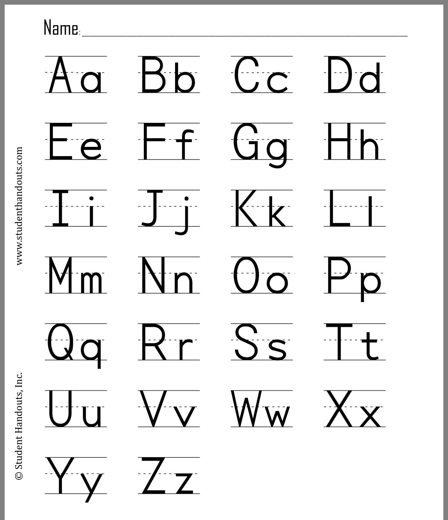 Preschool Worksheets Pinterest Bienvenue